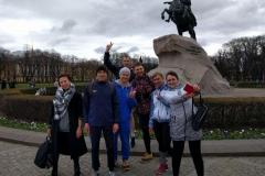Беговая экскурсия RunPiter День Победы 17