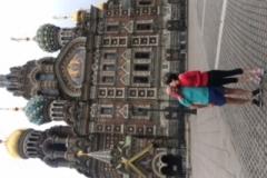 runnnig tour saint petersburg