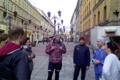 Беговая экскурсия RunPiter День Победы 14