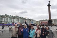 Беговая экскурсия RunPiter День Победы 2